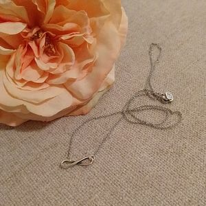 James Avery Infinity Necklace